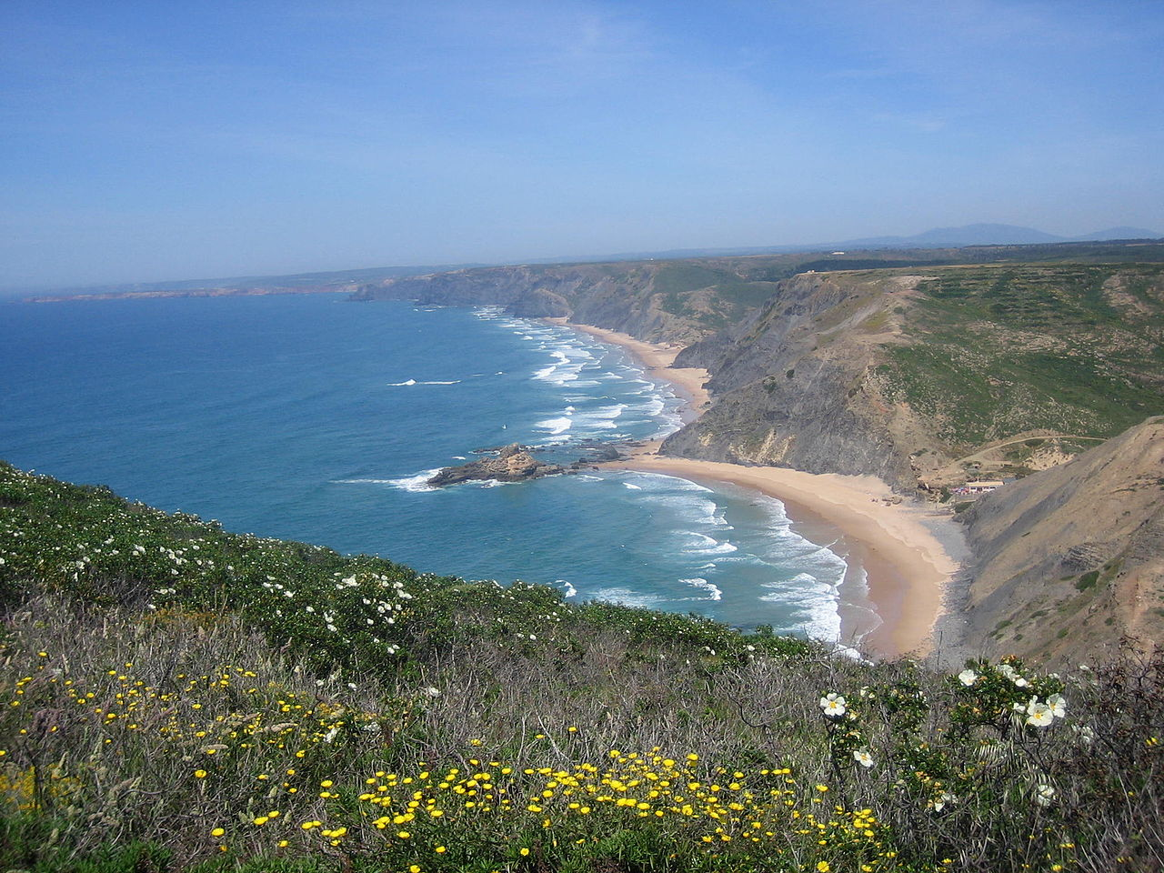 Portuguese national ranger meeting   30. january – 2. february 2020 at Parque Natural do Sudeste Alentejo e Costa Vicentina